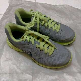 Nike Revolution (Light Green & Gray)