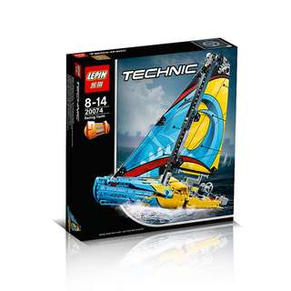 LEPIN 20074 Technic Racing Yacht
