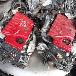 Mitsubishi Colt 4G15T engine