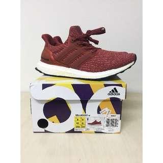 """Adidas Ultraboost 2.0 Women """"Maroon"""" Size 8/39"""