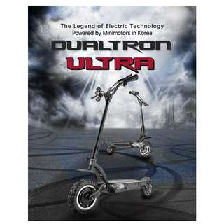 Dualtron Ultra (On Sale) (Price Reduced)