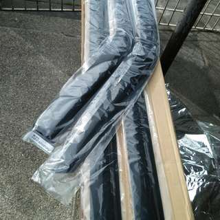 Mitsubishi Adventure Door Visor or Rain Gutter