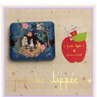 🎀全新正貨 Franche Lippee 愛麗絲小盒子