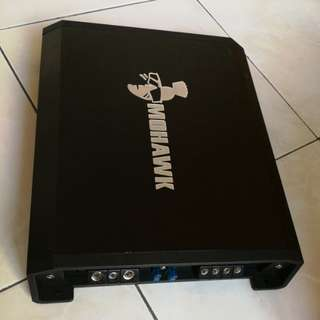Mohawk 2channel car amplifier