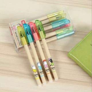 Kap Cat Frixion Pens 12 pcs