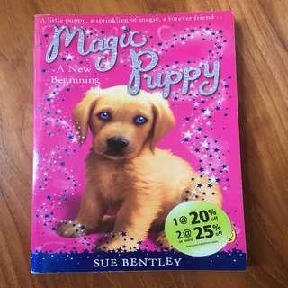 Magic Puppy - A New Beginning