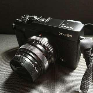Fujifilm XE2S (body only)
