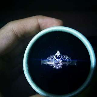 Crown Ring 2in1