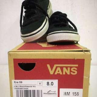 Vans Shoe (Kids)