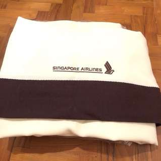 Singapore Airlines First Class Blanket