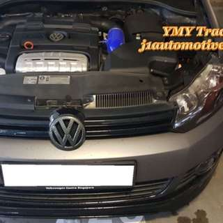 Another 1.4tsi Twin charge turbo chosen j1 intake kit system ..
