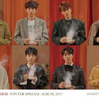 EXO Official Universe Group Poster