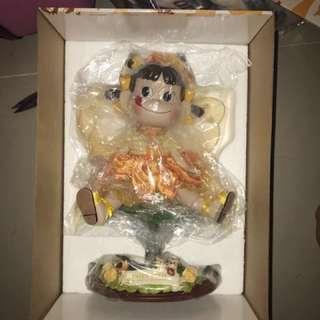 不二家 牛奶妹 YEARS 2006 仙子 珍藏人形 (絕版) 全新