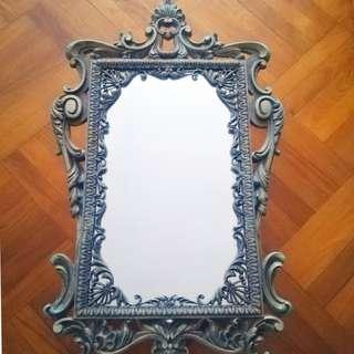 鑄銅掛牆鏡