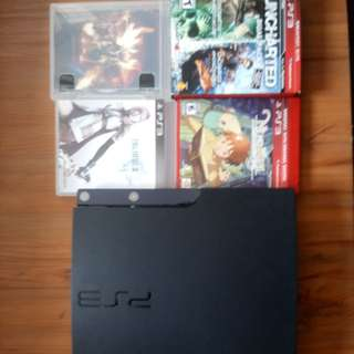 Beloved PS3, PS2 & Games