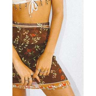 🆕Her Pony Vintage Skirt