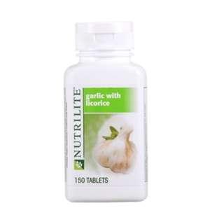NUTRILITE Garlic with Licorice (150 tab)