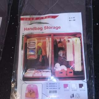 Handbag Storage 5 sets