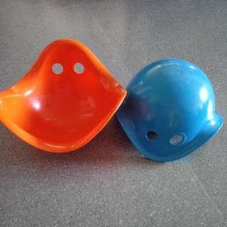 Preloved Bilibo Blue and Orange