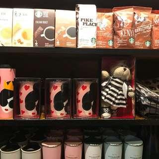 Starbucks x Alice+olivia 2018各款