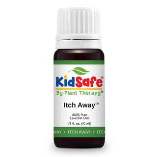 Plant Therapy KidSafe Synergy - Itch Away, 10ml