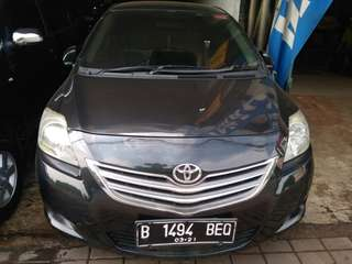 Vios g 2010 facelife matic, dp 10 jt