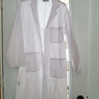Lab coat - men