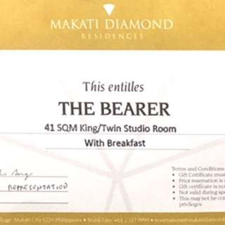Makati Diamond GC