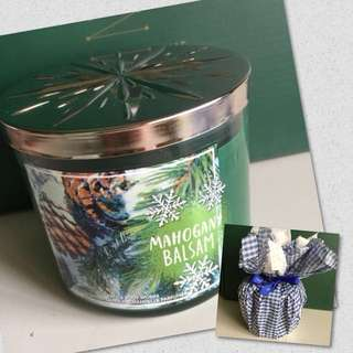💝GIFT FOR ❤️ Scented candle (Big)