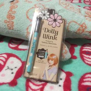 🚚 Dolly Wink 眼線筆/咖啡色