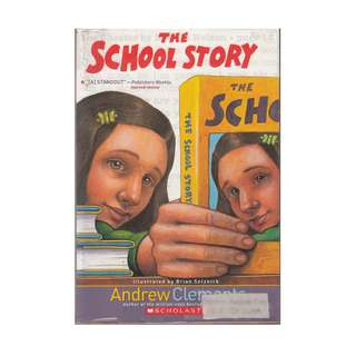 BF: The School Story - Andrew Clements