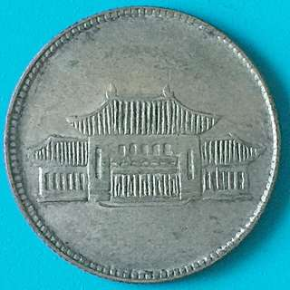 China Yunnan province silver coin 20 cent Year 1949 sale 30%