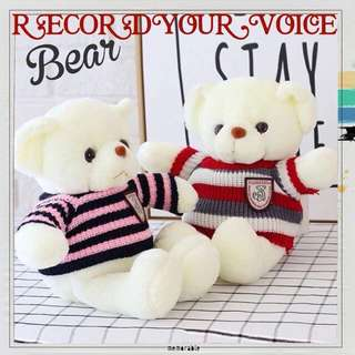 RECORD YOUR VOICE BEAR