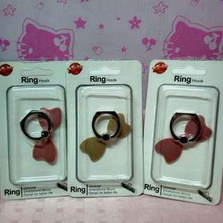 Ribbon Ring Stent