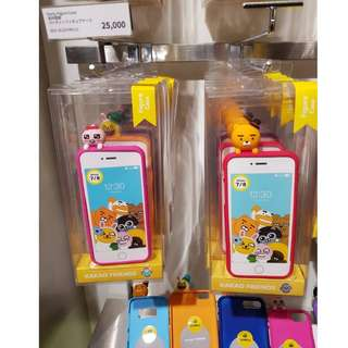 [TRABUD: Purchasing agent in Korea] Kakao friends cellphone case