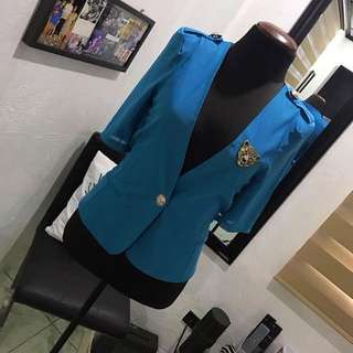 "Repriced!! Brand New ""Soiree"" blazer/ cardigan/ coat/ cover"