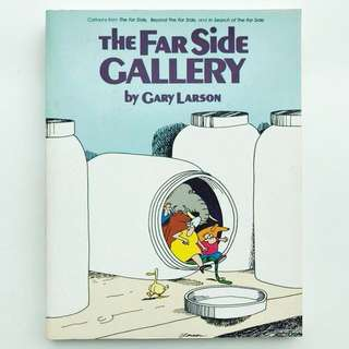 Book: The Far Side Gallery