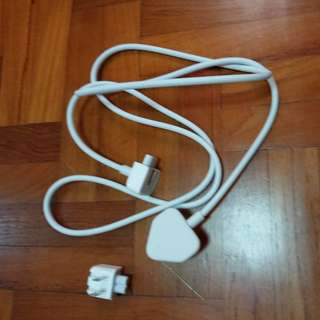 Apple extension cable and plug