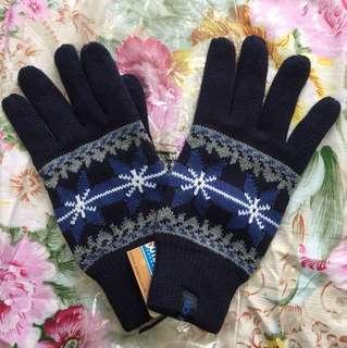 冬天保溫手襪