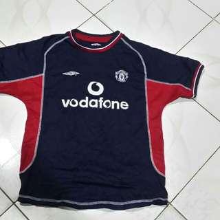 Manchester utd away jersey