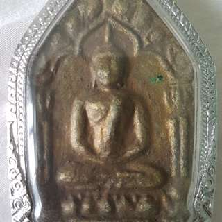 Luang Phu Tim Wat Laharai Early Batch Phra Khunpaen Phong Plai Kuman Be 2511 - Be 2513