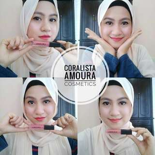 Wudhu friendly lipstick