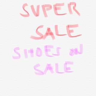 SHOES SUPER SALE