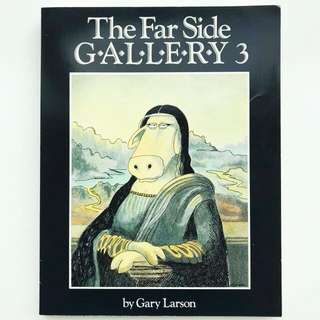 Book: The Far Side Gallery 3