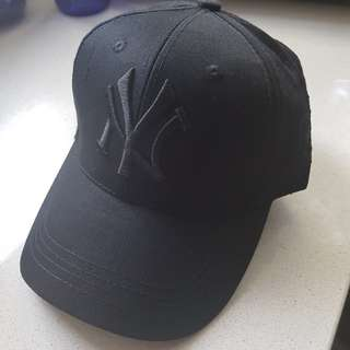 New York Yankees dad cap