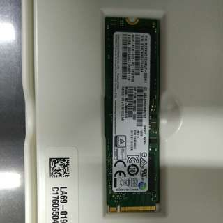 HP Z Turbo 512GB NVME