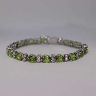 Peridot Natural gemstones