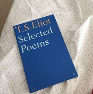 TS Eliot - Selected poems