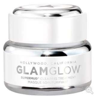 GlamGlow Supermud Clearing Treatment mask Glam Glow 34g