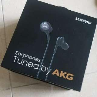Samsung AKG 耳機 100% 全新